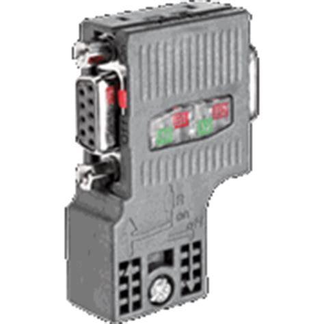 Siemens Profibus Connector profibus and profinet cables and connectors procentec