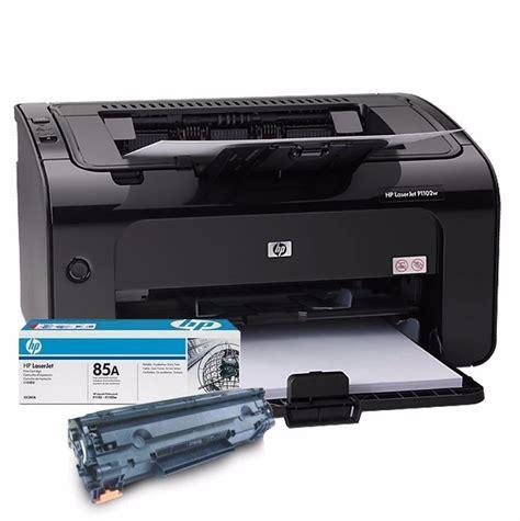 Tinta Laserjet P1102 Impresora Hp Laserjet P1102w C 243 D Ce658a Wifi Toner Hp