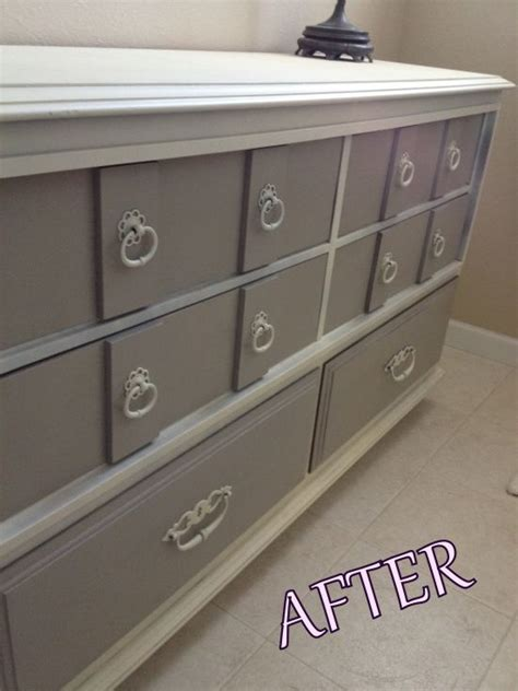 Spray Painted Dresser by 1000 Images About Spray Painted Furniture On