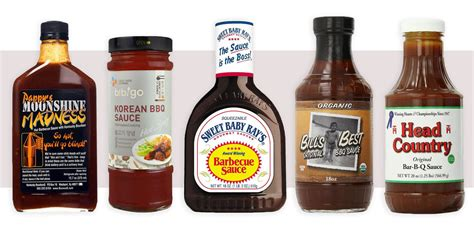 13 best barbecue sauce brands of 2017 sweet and tangy