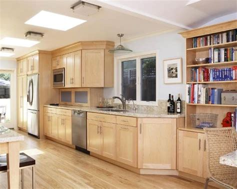 Light Wood Kitchen Designs Quicua Com Light Wood Kitchen Cabinets