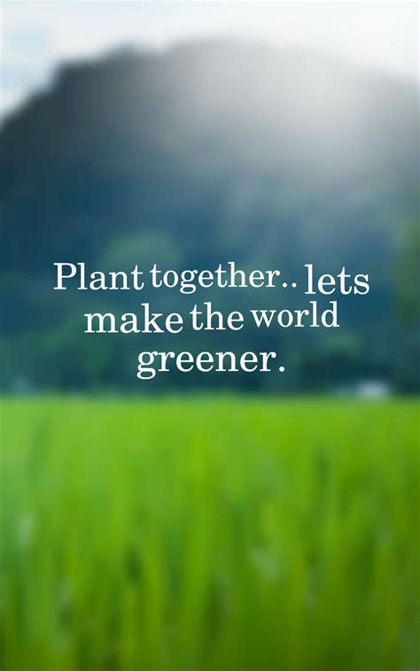 inspirational environmental quotes  sayings