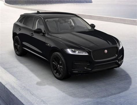 jaguar f pace black jaguar f pace r sport 2 0d 180ps auto awd black edition