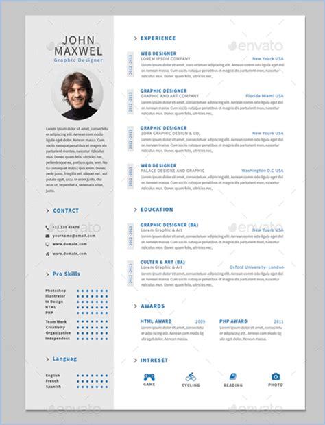Plantillas De Curriculum Y Desarrollo Profesional 50 Mejores Plantillas De Curriculum Vitae Gratis Para