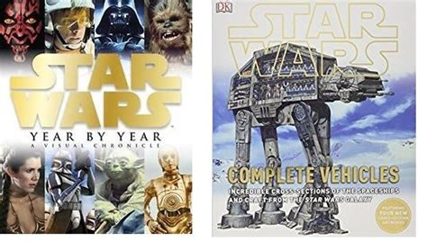 libro star wars year by libros star wars year by year y star wars complete vehicles