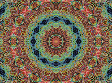 colorful mandala wallpaper mandala wallpaper hd imagui