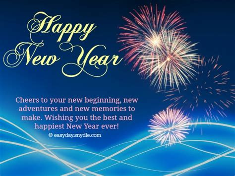new year greeting message in best new year wishes easyday