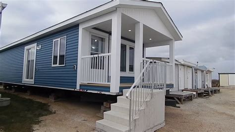 cottager series mobile home 16 x 50 ft