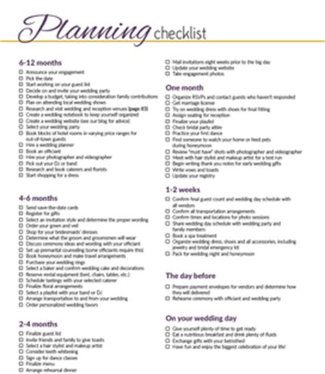 Hochzeit Checkliste Pdf by Wedding Planner Wedding Planner Guide Checklist Pdf
