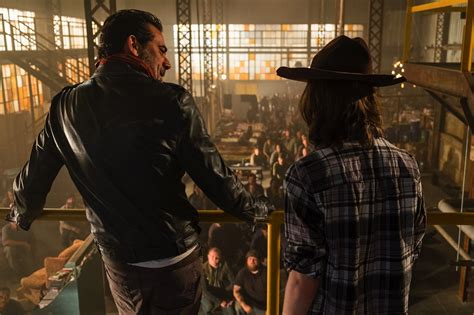 walking the song the walking dead 707 sing me a song aka carl s new tv tech geeks news