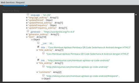 membuat aplikasi android web service tutorial membuat aplikasi android untuk pemula menggunakan