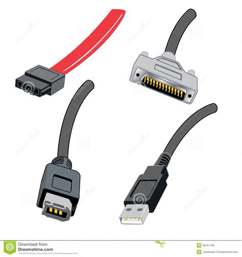 computer wires royalty free stock images image 28757109