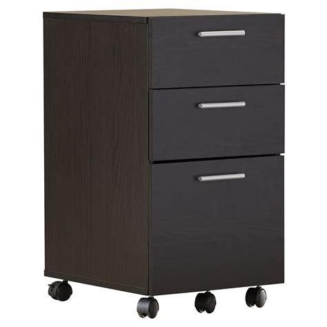 mobile latitude latitude run magdalena 3 drawer mobile filing cabinet