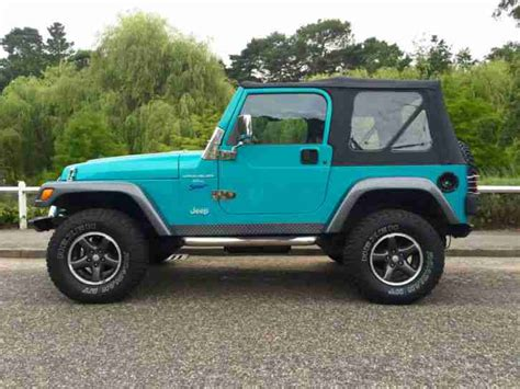 1999 Jeep Wrangler Soft Top Jeep 1999 Wrangler 4 0 Sport Soft Top Car For Sale