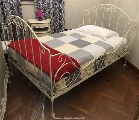 trasformare un letto in un divano esotico 5 trasformare un letto in ferro battuto in divano