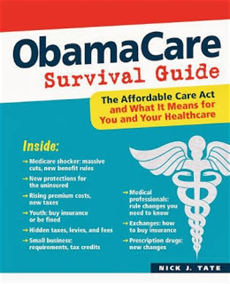 book review quot the obamacare survival guide quot