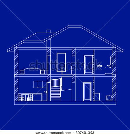 blueprints for a house house blueprint stock images royalty free images