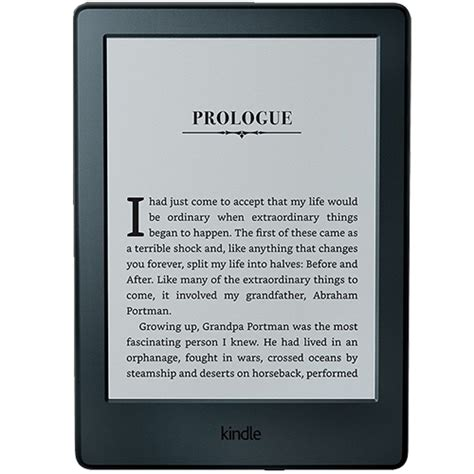 amazon kindle 8th generation ebook readers kindle 6 glare free touch screen 8th