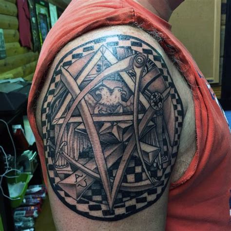 grand tattoo lodge 90 masonic tattoos for freemasonry ink designs