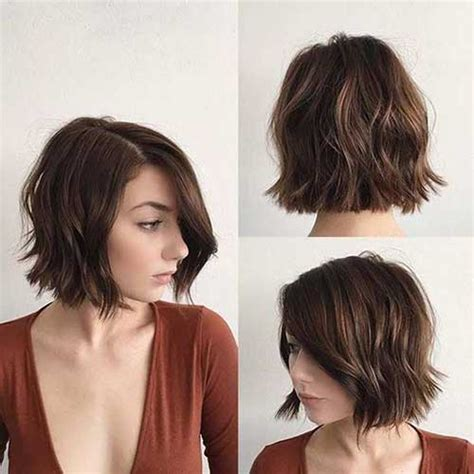 do short blunt curly haircuts look good on heavy women good looking wavy short hairstyles for women love this hair