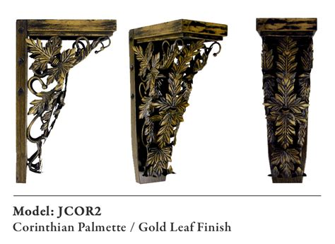 Ornate Wooden Corbels Decorative Metal Corbels By Jka Home 174