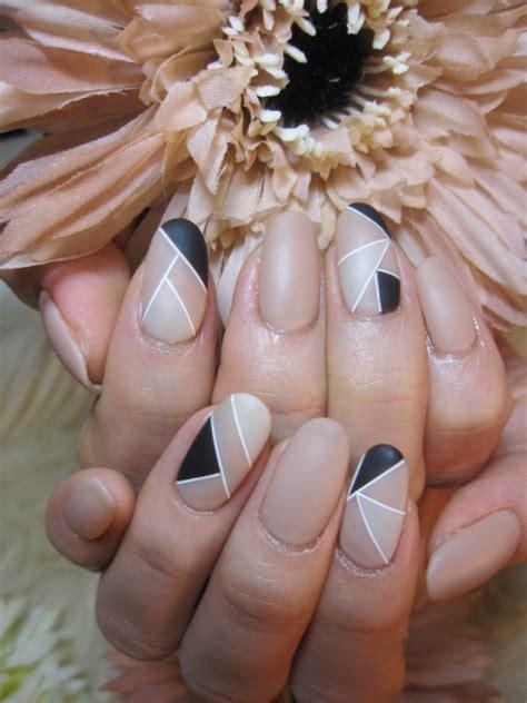 riouser  riouser geometric nail art tutorial
