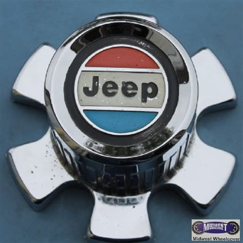 Jeep Center Caps 1079 Center Cap 15 Quot 77 87 Jeep Sw J10 Wb