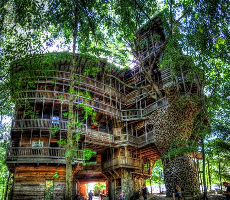 Treehouses At Disney World - tree house in tennessee pics