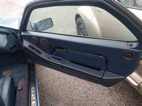 auto air conditioning service 1986 porsche 928 interior unique azureus blue automatic 1986 porsche 928s classic