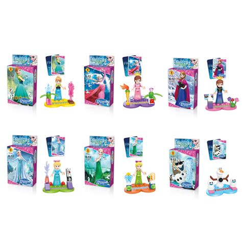 Lego Princess Elsa Olav Sl 8922 Sl8922 Frozen Fever 1set lego minifigures kopen internetwinkel