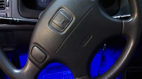online service manuals 2011 honda civic interior lighting honda civic 1999 with interior led lights youtube