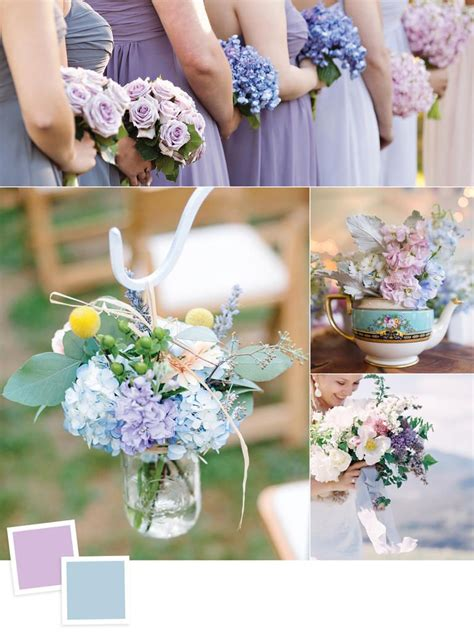 light blue wedding colors 10 new color combos you ll love dusty blue weddings