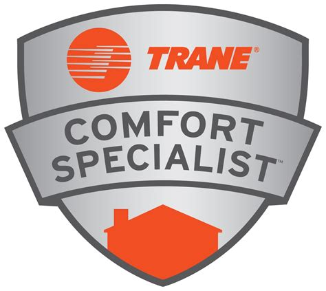 air comfort specialists trane comfort specialist air conditioning heating
