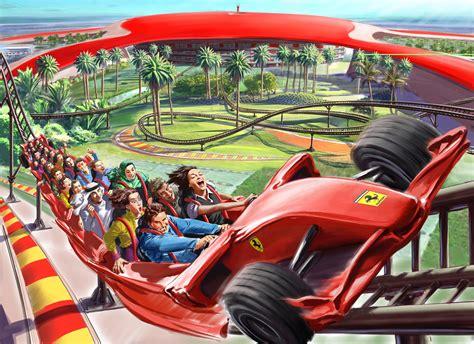 theme park abu dhabi ferrari world theme park abu dhabi best rates cheapest
