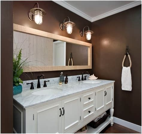 bathroom vanity lights ideas 10 chic bathroom vanity lighting ideas
