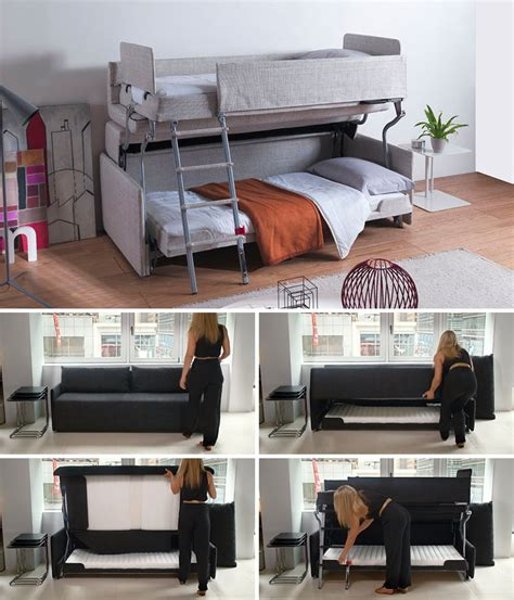 Bunk Beds For Small Rooms 8 Smart Beds For Small Rooms Houz Buzz