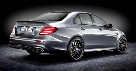 E 63 S by 2018 Mercedes Amg E63 E63 S Revealed