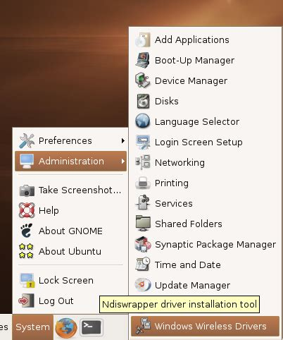 configure ubuntu server wireless wifi drivers for ubuntu 13 04
