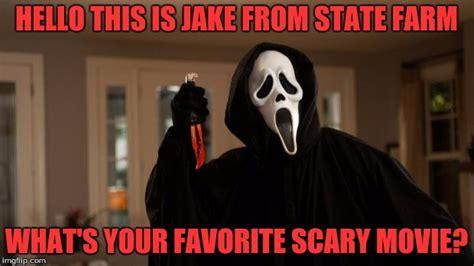 Scream Movie Meme - ghostface scream imgflip