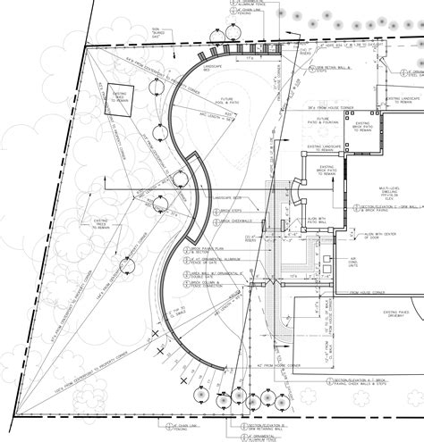 layout plan details design process las llc delaware landscape architecture