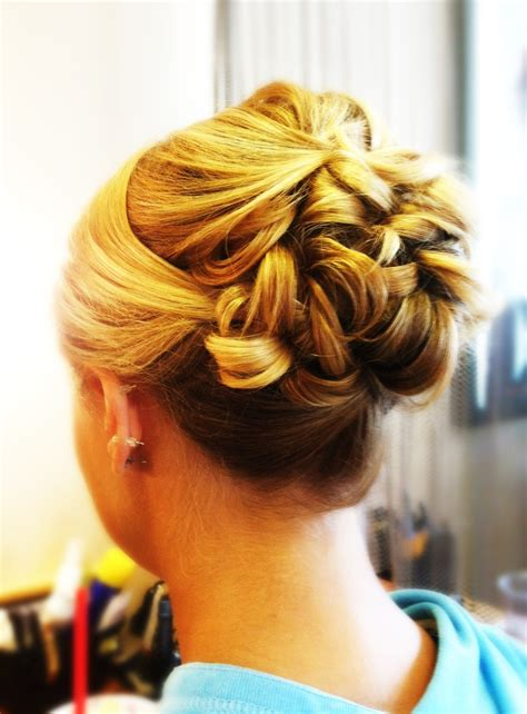 nyc salon for best formal hair updo or braids 18 best images about special occasion hairstyles on