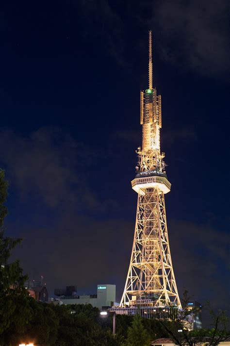 Tv Nagoya nagoya tv tower nagoya japan nagoya japan wannago