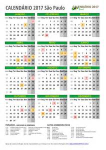 Calendario 2018 Mes De Outubro Calend 193 2017 Para Imprimir Feriados