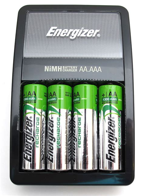 smart charger aa energizer recharge value aa aaa nimh battery charger