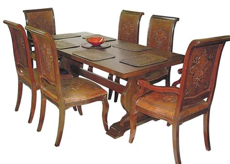 table design endearing spanish style dining table mg
