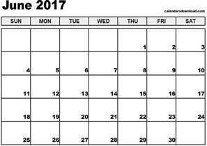 free printable calendar template june 2017 calendar printable templates printable