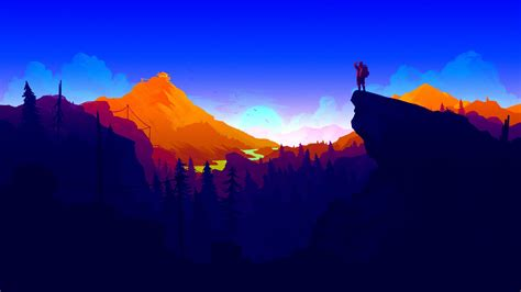 wallpapers for pc of resolution 1366x768 1366x768 firewatch 4k 1366x768 resolution hd 4k wallpapers