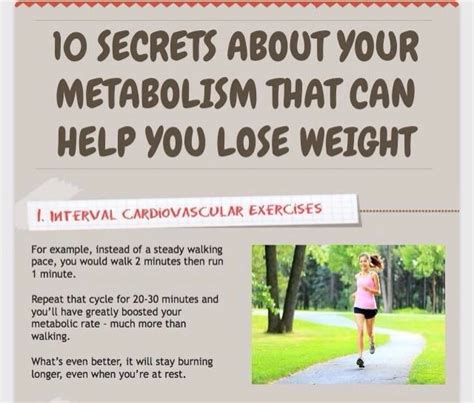 Can Detox Tea Help Me Lose Weight by 10 Secrets About Your Metabolism That Can Help You Lose