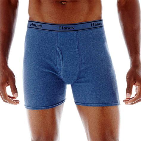 Hanes Cotton For 4 upc 043935559236 hanes 4 pk cotton boxer briefs upcitemdb