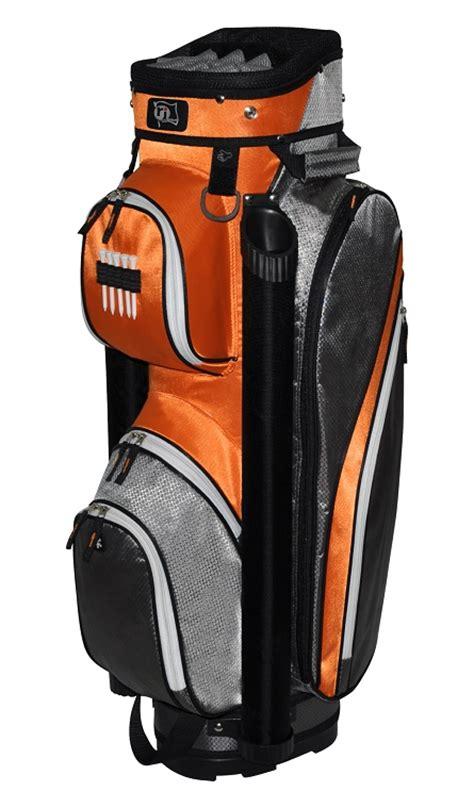 rj sports manhattan deluxe cart bag by rj sports golf